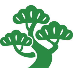松の木のアイコン